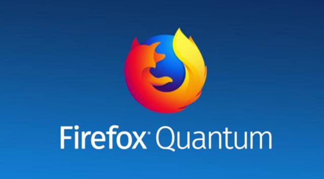 Quantum Firefox Logo